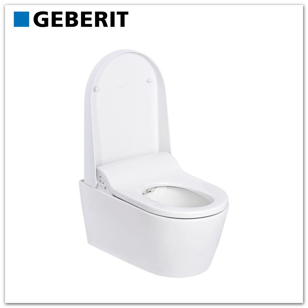 geberit aquaclean sela wc weiss alpin 146140111. Black Bedroom Furniture Sets. Home Design Ideas
