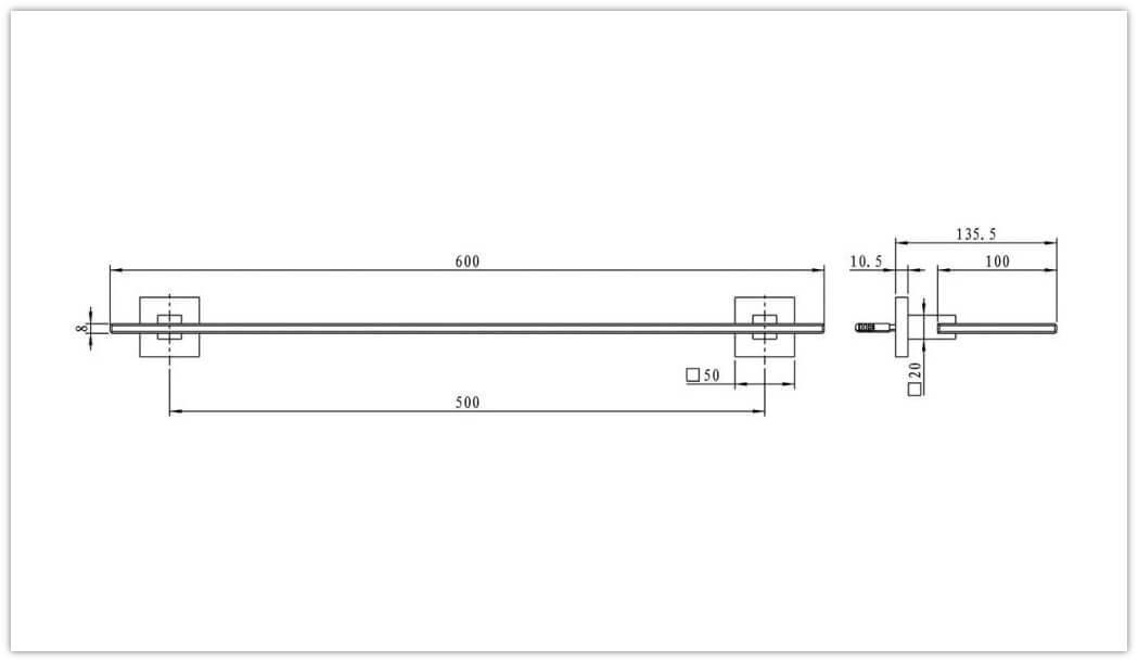avenarius serie 420 glas ablage 600 mm 4201000010 g nstig. Black Bedroom Furniture Sets. Home Design Ideas