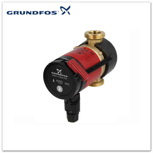 Grundfos Zirkulationsp. UP 20-14 BXA PM DE Comfort, 97989268